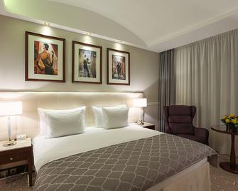 Hotel International Iasi - Iași - Bedroom