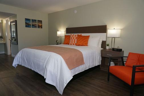 聖地牙哥海洋世界動物園阿特伍德飯店 - 聖地亞哥 - 臥室
