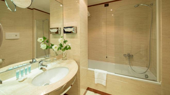 Hotel Capannelle - Roma - Casa de banho