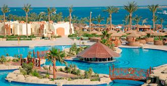 洪加達日出假日度假酒店 - 只招待成人 - 赫爾格達 - 洪加達 - 游泳池