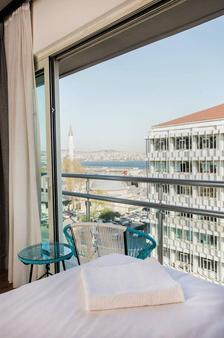 Miller Hotel - Istanbul - Balcony