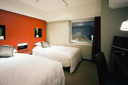 ホテルビスタ札幌 中島公園 - 札幌市 - 寝室