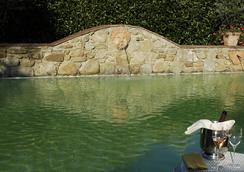 Locanda del Molino - Cortona - Bể bơi