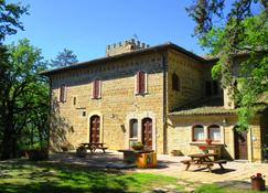Castello Cortevecchio - Gubbio - Building