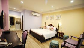 Focal Local Bed and Breakfast - Bangkok - Makuuhuone