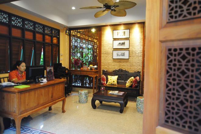 Focal Local Bed and Breakfast - Bangkok - Vastaanotto