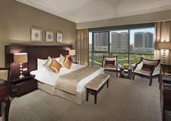 City Seasons Hotel Dubai - Dubai - Bedroom