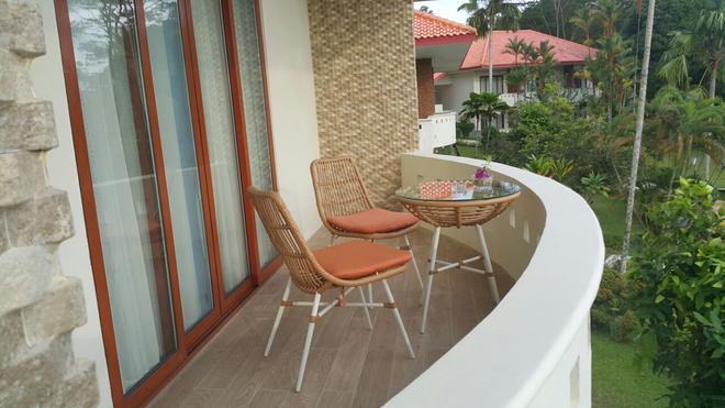 Sijori Resort And Spa Batam - Batam - Parveke