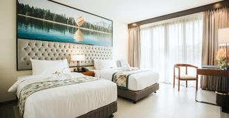 Sijori Resort And Spa Batam - Batam - Bedroom