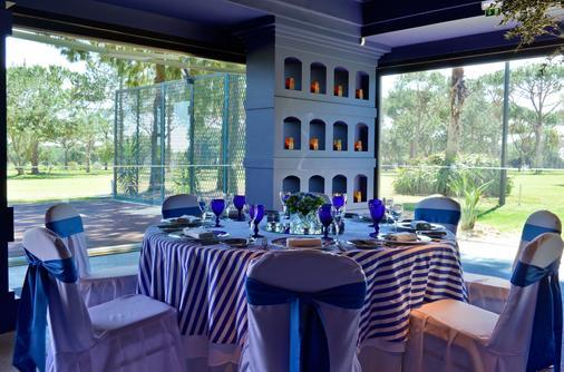 Pestana Vila Sol - Vilamoura - Sala de banquetes