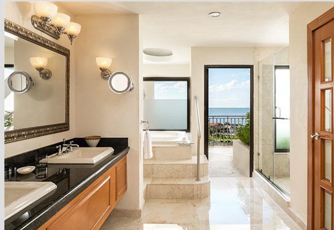 坎昆卡撒瑪格納萬豪度假酒店 - 坎昆 - 坎昆 - 浴室