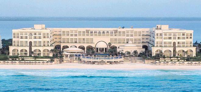 坎昆卡撒瑪格納萬豪度假酒店 - 坎昆 - 坎昆 - 建築