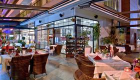 綠色花園套房酒店 - 阿蘭雅 - 阿蘭亞 - 餐廳