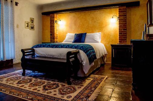 Cacao Boutique Hotel - Antigua - Κρεβατοκάμαρα