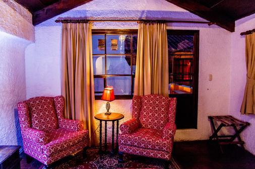 Cacao Boutique Hotel - Antigua - Σαλόνι