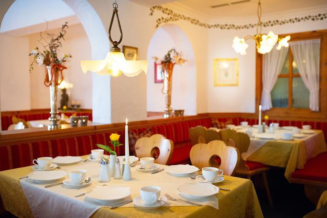 B&B Hotel Die Bergquelle - Flachau - Salle à manger