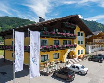 B&B Hotel Die Bergquelle - Flachau - Building