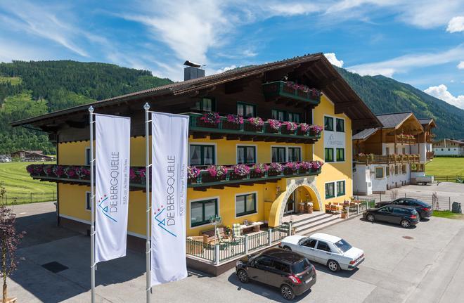 B&B Hotel Die Bergquelle - Флахау - Здание