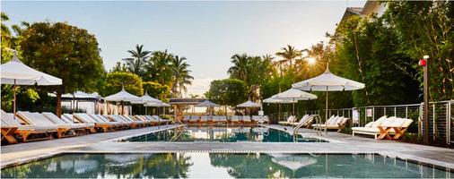 Nautilus by Arlo - Miami Beach - Piscina