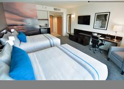 The Grand Winnipeg Airport Hotel by Lakeview - Winnipeg - Bedroom