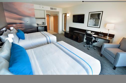 溫尼伯機場大酒店 - 溫尼伯 - 溫尼伯 - 臥室