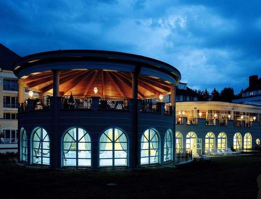 Steigenberger Hotel Der Sonnenhof - Bad Worishofen - Rakennus