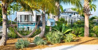 The Gates Hotel Key West - קי ווסט - בניין