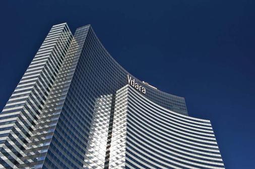 維達拉豪華噴氣式公寓酒店 - 拉斯維加斯 - 拉斯維加斯 - 建築