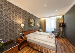Novum Hotel Cristall Wien Messe - Vienna - Bedroom