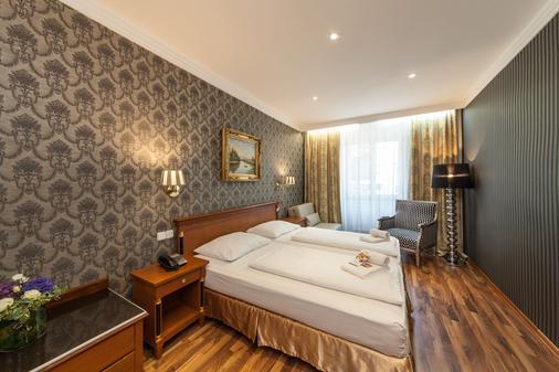 克瑞斯托維恩諾瓦姆酒店 - 維也納 - 維也納 - 臥室