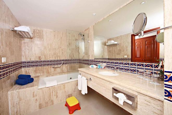 Bahia Principe Grand Coba - Akumal - Phòng tắm