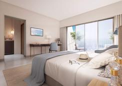 Al Alamein Hotel - Sīdī 'Abd ar Raḩmān - Bedroom