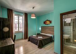 Hotel Basilea - Florencia - Habitación