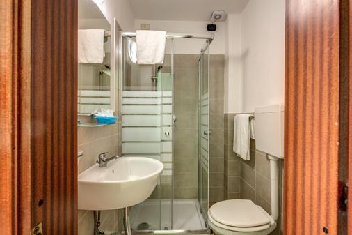 玻利維亞酒店 - 佛羅倫斯 - 佛羅倫斯 - 浴室