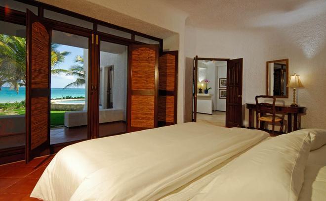 金索太陽馬洛瑪海灘酒店 - 卡曼海灘 - 普拉亞卡門 - 臥室