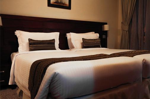 Waridi Paradise Hotel & Suites - Nairobi - Bedroom
