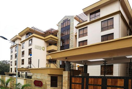 Waridi Paradise Hotel & Suites - Nairobi - Building