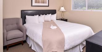 Sunrise Garden Suites - Tukwila - Bedroom