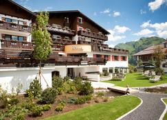 Hotel Sonnenburg - Lech am Arlberg - Exterior