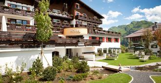 Hotel Sonnenburg - Lech am Arlberg - Vista esterna