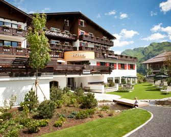 Hotel Sonnenburg - Lech am Arlberg - Buiten zicht