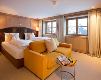 Hotel Sonnenburg - Lech am Arlberg - Habitación