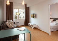 Chic & Basic Ramblas - Barcelona - Bedroom