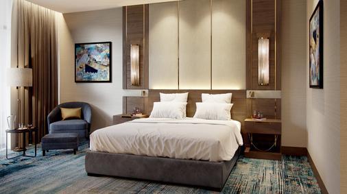 Hilton Astana - Nur-Sultan - Makuuhuone