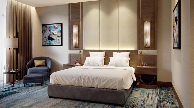 Hilton Astana - Νουρσουλτάν - Κρεβατοκάμαρα