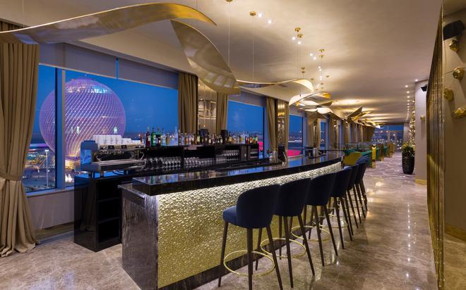 Hilton Astana - Νουρσουλτάν - Bar