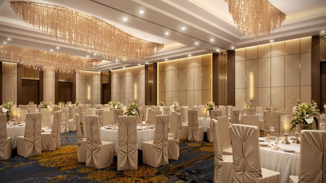 Hilton Astana - Νουρσουλτάν - Αίθουσα συνεδριάσεων