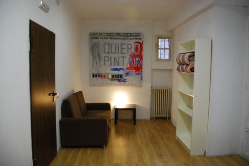 Innsa Hostel - Valencia - Living room