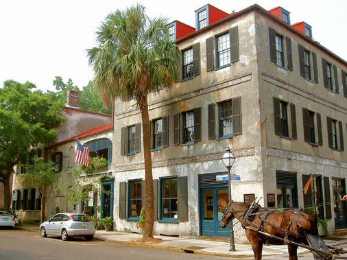 27 State Street Bed & Breakfast - Charleston - Rakennus
