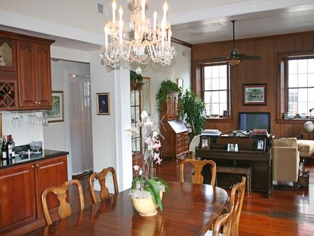 27 State Street Bed & Breakfast - Charleston - Ruokailuhuone
